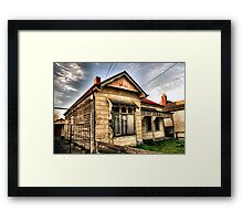 The Rennie Framed Print