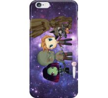 Guardians of the Galaxy Chibis by KlockworkKat iPhone Case/Skin