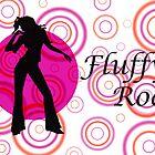 Fluffy Rock by Truely