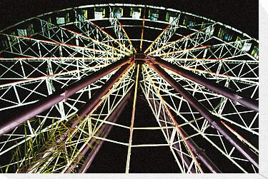 The Wheel by MichaelCouacaud
