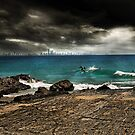 Storm Brewing by Jeff Davies
