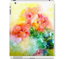 Poppy Season iPad Case/Skin