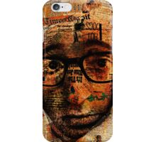 Woody A. iPhone Case/Skin