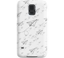 Paper Airplane 9 Samsung Galaxy Case/Skin