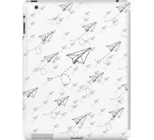 Paper Airplane 9 iPad Case/Skin