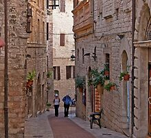 Montepulciano Stroll by phil decocco