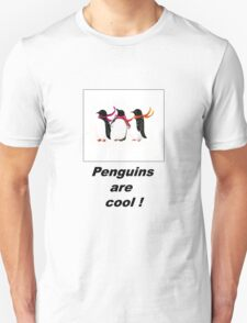 Penguins are cool  T-Shirt