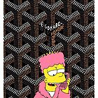 Killa bart X Goyard by Shorozym
