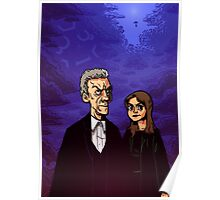Doctor Who - Dark Clouds Poster