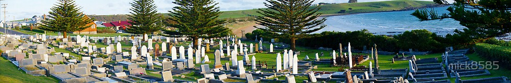 The Stanley cemetary by mick8585