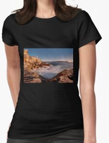 Hornby Lighthouse, Sydney Womens Fitted T-Shirt
