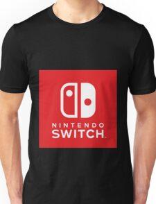 NINTENDO SWITCH LOGO SHIRT / MUG Unisex T-Shirt