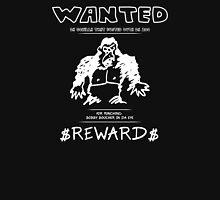 Wanted Gorilla - The Waterboy - Dark Unisex T-Shirt