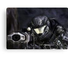 Hyper Lethal Vector Canvas Print