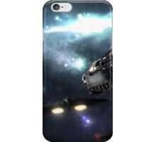 Random Slipspace Trajectory  iPhone Case/Skin