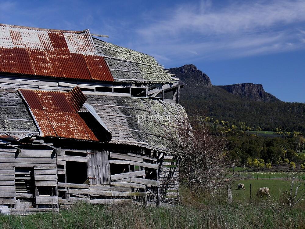 photoj, Tasmania, Meander Valley by photoj
