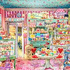 The Little Cake Shop by Aimee Stewart
