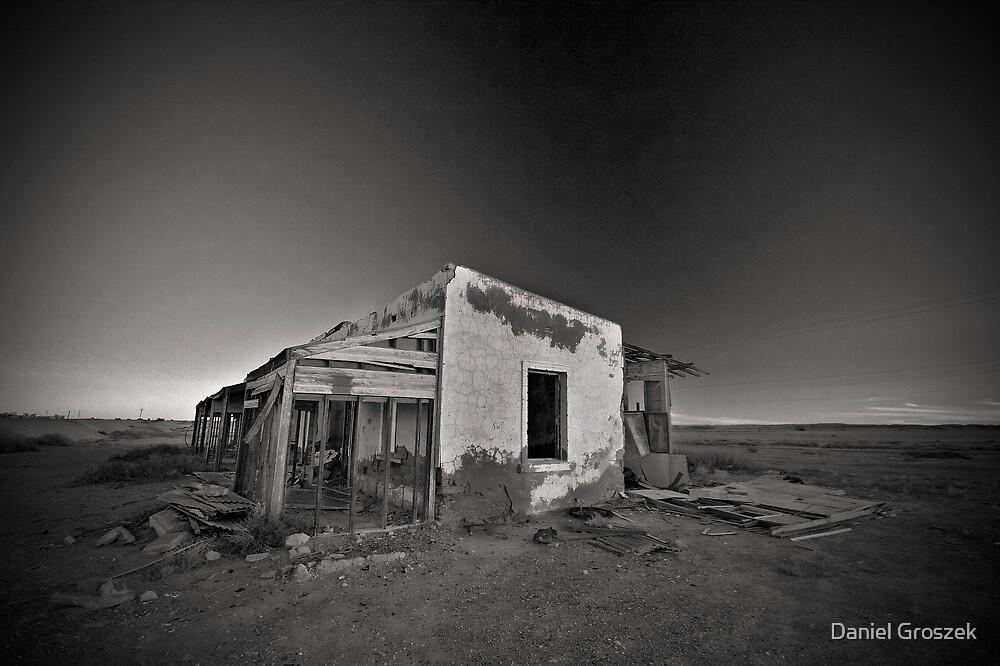 Shack by Daniel Groszek