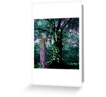 Rose & WitheringMoon: The Enchantress  Greeting Card