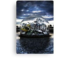 Hope Under Glass Canvas Print