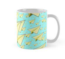 Paper Airplane 10 Mug
