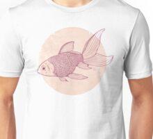 Lonely Goldfish Unisex T-Shirt