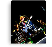 rock out Canvas Print