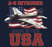 A-6 Intruder Made in the USA Kids Clothes