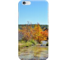 Hill Country iPhone Case/Skin