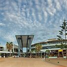 Mackerel Skies - Raby Bay Qld Australia by Beth  Wode