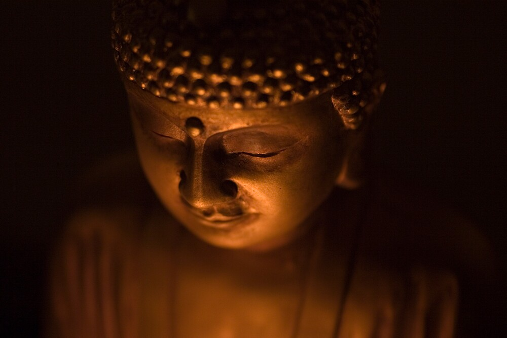 Little Buddha by Nzaweird