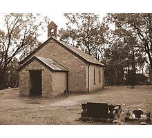 All Saints Church - Western Australia  Photographic Print