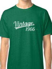 Vintage 1966 Classic T-Shirt