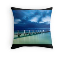 North Narrabeen Pool Throw Pillow