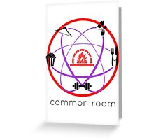 Common Room  Greeting Card