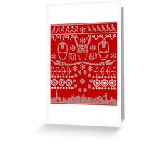 Have a MARVEL-ous Christmas! Greeting Card