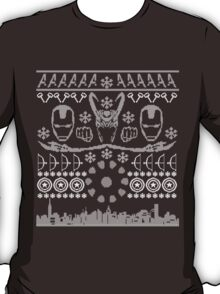 Have a MARVEL-ous Christmas! T-Shirt