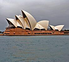 Opera House by Chris  O'Mara