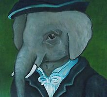 The Elephant Man by littlegirlbluue