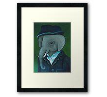 The Elephant Man Framed Print