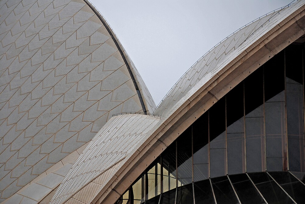 Opera House #2 by Chris  O'Mara