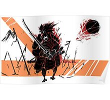 Battle Samurai Poster