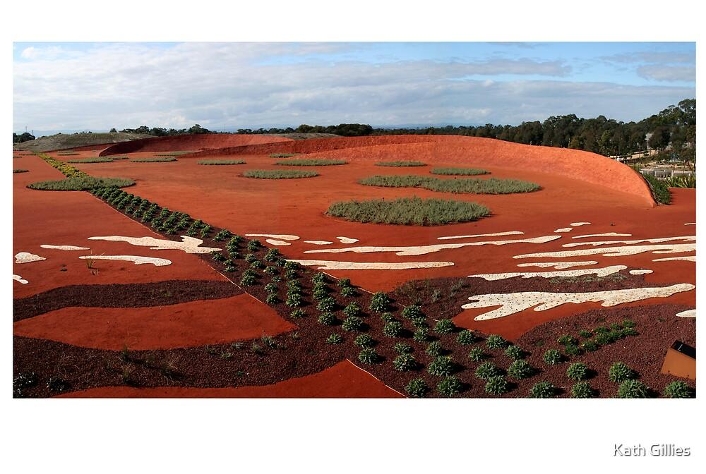 Cranbourne gardens by Kath Gillies