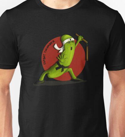 Combat Cucumber Unisex T-Shirt