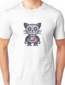 Robocat v2 Unisex T-Shirt