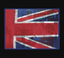 Oasis Union Jack Part2 by Andy  Housham