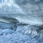 Ice fortress by rhonda reed