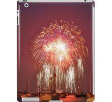 Fireworks Over Lake Michigan iPad Case/Skin