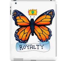 Its a monarchy iPad Case/Skin