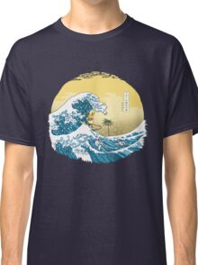 The Great Wave of Alola by AronTees Classic T-Shirt